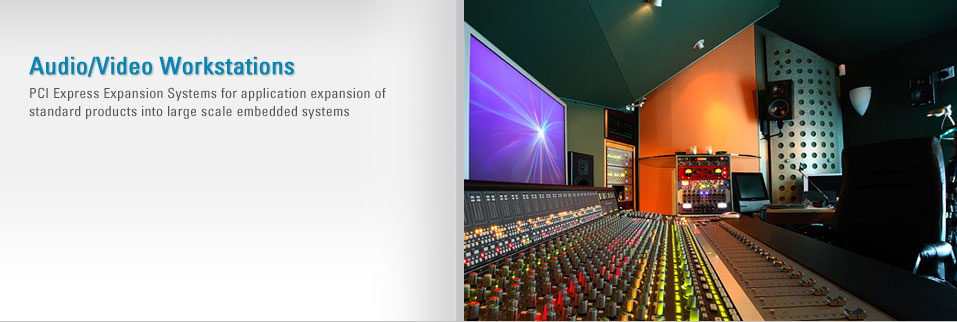 Audio Video Workstations