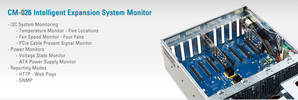 Chassis Monitor