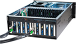 600-2711 System: PCIe2-2711 Eight slot Dual-Host PCIe GPU Expansion System